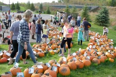 westbrook community church pumpkin harvest community outreach