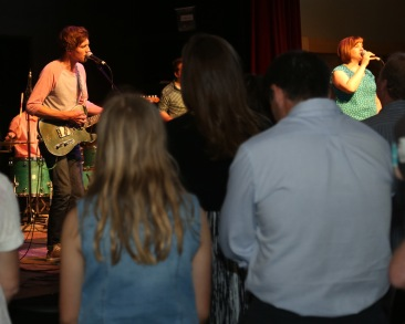 westbrook community church worship music